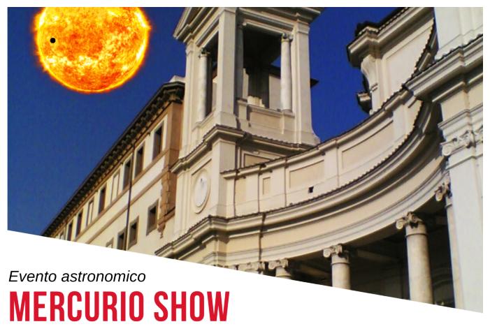 11 Novembre 2019 – Mercurio Show